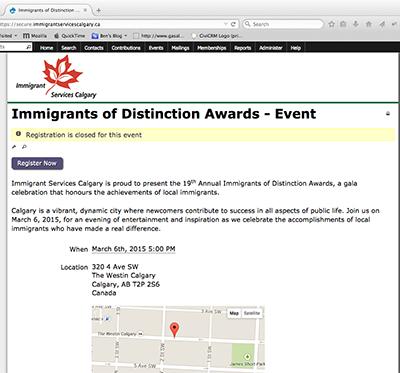 Immigrant Services Calgary